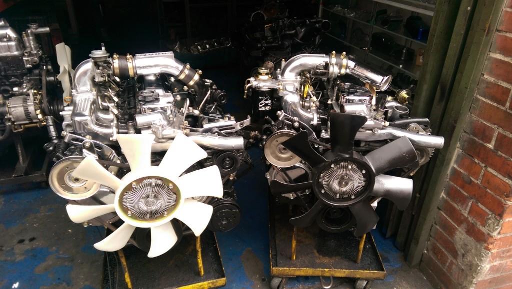 Venta Motores Diesel Nuevos